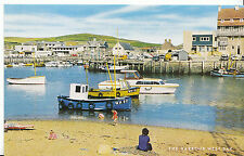 Dorset Postcard - The Harbour - West Bay    MB660