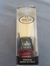 Brand New Omega Shaving Brush Shave Brush Pure Sterilised Bristles Made in Italy