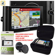 Garmin DezlCam LMT-D Truck Sat Nav Bundle Lifetime EU Map and Traffic Updates