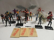 "Marvel Universe 3.75"" X-Men Lot Beast Cyclops Wolverine 17 Figure Lot Custom"