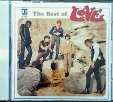 LOVE - THE BEST OF LOVE - ELEKTRA / RHINO - 22 TRACKS - 2003 CD