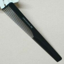 Tapered Barber Comb Black Heated Comb Anti-static Fine Tooth Comb Brushes