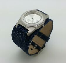 WOMEN'S LADIES BILLABONG WATCH DENIM WRISTBAND