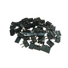 25 pack Male Zip Plug SPT-2