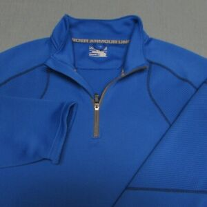 UNDER ARMOUR LOOSE ALL SEASON GEAR  1/4 ZIP  PULLOVER--2XL--TOP QUALITY!!!