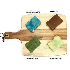 Natural Handmade Soap Mixed Pure 100% Australian 16 FRAGRANCES U Choose