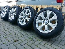 original BMW X5 E70 Alu 19 Zoll Winterräder PIRELLI 6,8mm 85% RunFlat