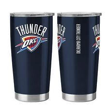 Oklahoma City Thunder Travel Tumbler - 20oz Ultra [NEW] NBA Cup Mug Coffee