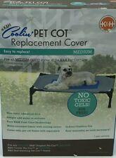 K&H Pet Cot Cover Grey Medium New Dog Cat