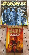 Set Of Star Wars Books Planet Of Twilight And Rebel Alliance Scrapbook Gift