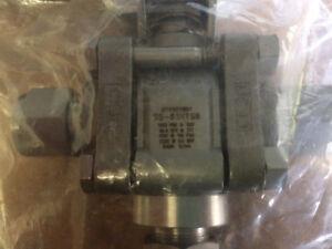 SS-63XTS8 Swagelok 3-way ball valve