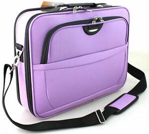 """16"""" Laptop Bag Messenger Business Office Work Travel shoulder Cabin Case Luggage"""