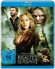 BEAUTY  AND THE BEAST (ESTELLA WARREN) NEW BLU-RAY