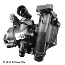 Engine Coolant Thermostat Housin fits 2013-2018 Volkswagen Jetta Beetle Beetle,P