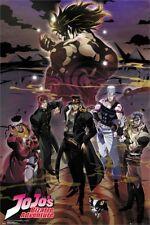 JoJo's Bizarre Adventure Poster Group 61x91.5cm