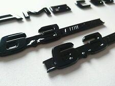 Par Brillante Negro Mercedes Benz 6.3 Amg Insignia C63 S63 Ml63 Sl63 Cls Clk C Clase E