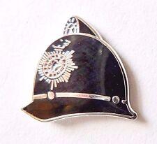 UK Police Custodian Helmet Pin Badge - P81
