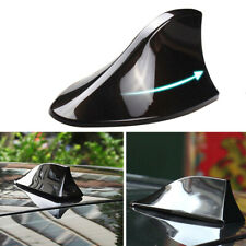 Universal Car Shark Fin Roof Antenna Vortex Stereo Radio Aerial Signal FM/AM NEW
