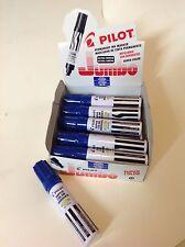 New listing Pilot Sc-6600 Jumbo Permanent Marker, Blue (Pil 43200) - 12/pk