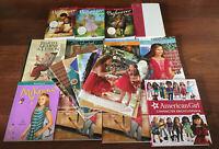 American Girl Doll Meet Books Magazines Character Encyclopedia Lot Bundle Julie+