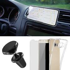 360 Universal Auto Lüftung KFZ Halterung Handy Navi Magnet PKW Halter Case Folie