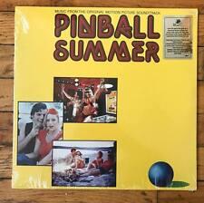 Pinball Summer OST soundtrack LP jay boivin germain gauthier power pop AOR rock