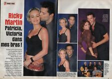Coupure de presse Clipping 1999 Ricky Martin   (2 pages)