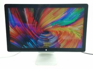 "Apple 27"" Thunderbolt Display LED 2560x1440 LCD Cinema Monitor Magsafe MC914LL/A"