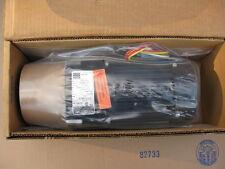 Bodine 42Z5BFCI-E2 Gear Motor 1/7 HP 1 Phase 115/230V 140/170 RPM 10:1 45 lb-in