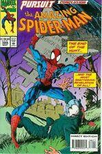 Amazing Spiderman # 389 (bound-en Card-sheet) (Mark Bagley) (Estados Unidos, 1994)