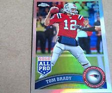 2011 Topps Tom Brady #20 Football Card