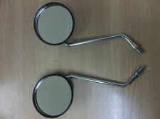 Yamaha XT550 1982/83  Pair of Black Plastic Mirrors QMP107