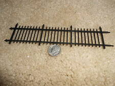 One (1) 3-Panel Picket Fence For Lionel Trains #256, #257, #356 Stations + +