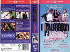I laureati (1995) VHS