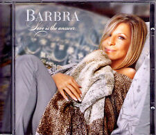 CD 12T INCLUS 1T BONUS BARBRA STREISAND LOVE IS THE ANSWER DE 2009 ETAT NEUF