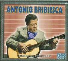 Antonio Bribiesca CD NEW Tesoros De Coleccion BOX SET Con 3 CDs 30 Canciones !