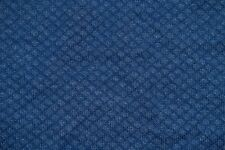 Blue Diamond Sweater Knit #12 Rayon Poly Spandex Lycra Soft Stretch Fabric BTY