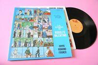 Goofy Roman Franco LP Rudolph Valentino Orig '60 MInt/Unplayed Promo