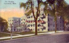 1913 THE WELDON, GREENFIELD, MASS.