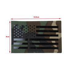 TMC Large US Flag Infrared Patch (Woodland) TMC2277-WL