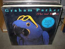 GRAHAM PARKER real macaw ( rock ) sticker - SEALED NEW -