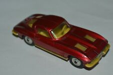 Vintage 1963 Vintage Corgi 310 Chevrolet Corvette Sting Ray Red Great Britain