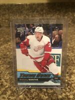 16-17 UD Hockey Young Guns Anthony Mantha RC - Detroit Red Wings NM MT