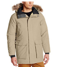 New Authentic MENs Woolrich Men's Patrol Down Parka Sand XX-Large XXL $ 495