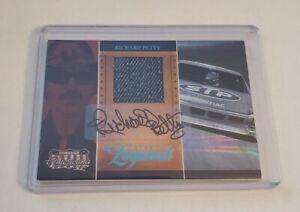 R70,923 - 2008 Donruss Americana Legends Autograph Relic Richard Petty #1/100