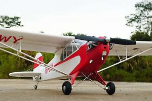 FMS Piper Cub J3 V4 ARTF (no Tx/Rx/Batt) (1400mm) RC Plane