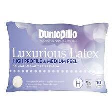 Dunlopillo LUXURIOUS LATEX High Profile Medium Feel Pillow