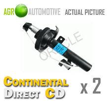2 x contitech avant amortisseurs paire shockers entretoises oe qualité GS3132FL