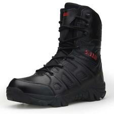 Men's Military Tactical Boots Waterproof Hiking Combat Boots Army Work Boots Sz