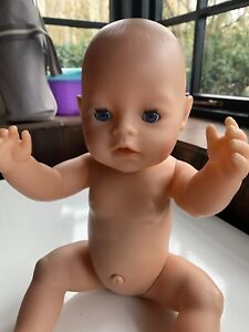 Baby Born Interactive Doll Girl